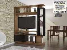 Resultado de imagen para muebles para division de ambientes