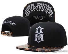 Rebel8 Strapback Leopard Black|only US$8.90,please follow me to pick up couopons.