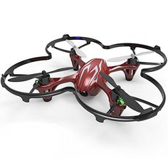 Hubsan X4 H107C 4 Channel 6 Axis Gyro RC Quadcopter with 480P Camera RTF *** Read more reviews of the product by visiting the link on the image.
