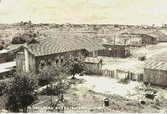 Estação em 1933. Acervo: Nilson Rodrigues. Fonte: www.estacoesferroviarias.com.br