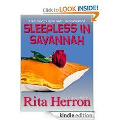 Sleepless in Savannah            Free for Kindle @ Amazon  07/11/12