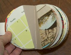 Artist book by Andrea Andres by FotoJim AKA ipress, via Flickr