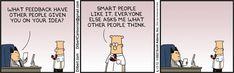 Dilbert.