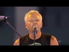 """Iva Davies opens the """"Celebrate! Australia Day"""" 2005 concert in Canberra with this song. Music For You, Australia Day, Australian Animals, Post Punk, Music Videos, Musicals, This Or That Questions, My Love, Singers"""