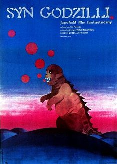 Son Of Godzilla (Poland)