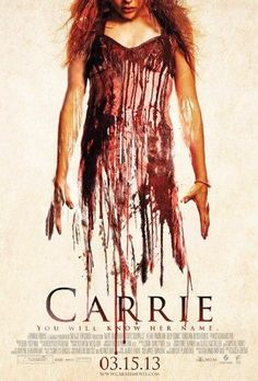 Carrie (2013), with Chloe Moretz  Poster #4