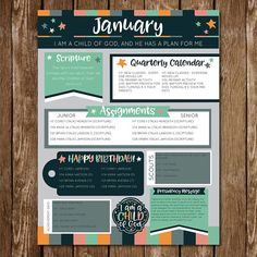 PRIMARY NEWSLETTER - Primary 2018 Theme - I Am a Child of God - Completely Editable - Instant Digital Download