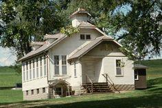 Amish Schoolhouse in Ohio