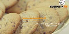 Biscotti giganti al cioccolato ricetta Parodi da Molto Bene | Cucina in tv