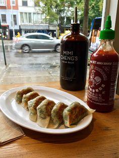 Mimi Chengs Dumplings (try cookie dough dumpling) ~ 179 2nd Ave. New York, NY 10003 - East Village