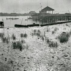Haven van Pontianak op Borneo, Indonesië (1948)