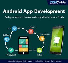Innovegic Solutions is Trusted Website Development, Mobile App Dvelopment, UI/UX Design, Digital marketing & Cloud Consulting Company In India. Android Game Development, Web Development, Start Up Business, Growing Your Business, Best Android, Android Apps, Best Mobile, Mobile App, Live App