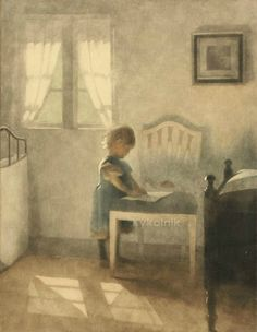 crepuscoli: Peter Vilhelm Ilsted (Danish, 1861-1933)
