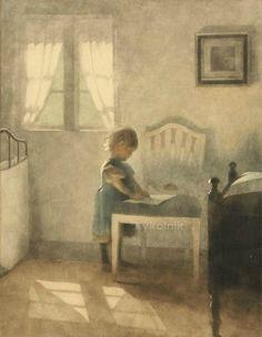 crepuscoli: Peter Vilhelm Ilsted (Danish, 1861-1933)