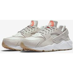 Nike Air Huarache Textile Women's Shoe. Nike.com SE ❤ liked on Polyvore featuring shoes, nike, nike footwear and nike shoes