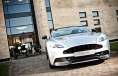 Gallery: 100 years of Aston Martin