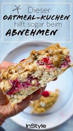 And so healthy: This oatmeal cake for breakfast even helps you with . Und so gesund: Dieser Oatmeal Kuchen zum Frühstück hilft dir sogar bei… Delicious! And so healthy: this oatmeal cake for … - Breakfast Desayunos, Breakfast Recipes, Breakfast Healthy, Brunch Recipes, Dinner Recipes, Breakfast Ideas, Food Cakes, Gourmet Recipes, Cake Recipes