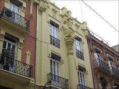 Casa dels dragons #Valencia #modernisme
