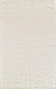 Opulent White Area Rug