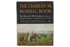The Charles M. Russell Book on OneKingsLane.com