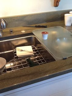 Merveilleux Great Use Of Franke Sink Accessories With This Franke Kubus Sink!