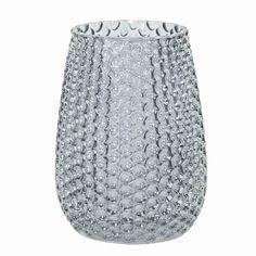 """Teelichtglas Toda, hellgrau, groß  Das hübsche Teelichtglas """"Toda"""" in hellgrau von Speedtsberg bringt eine ganz besonders gemütliche Atmosphäre in Dein Zuhause. Ob bei einem schönen Abendessen mit Deinen Lieben, einem Abend im Garten oder gemütlich auf dem Sofa, das tolle Teelichtglas """"Toda"""" ist immer die richtige Wahl. Neben hellgrau findest Du es auch noch in anderen schönen Farben hier bei uns im Shop."""