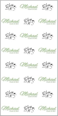 Michael  Step and Repeat  16425  | www.sign11.com