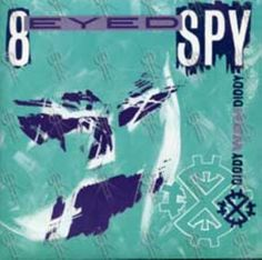 """8 Eyed Spy """"Diddy Wah Diddy """" by Neville Brody / Fetish Records 1980 / FE 19 / Mysterious Skin, Neville Brody, Terry Jones, Peter Saville, Print Layout, Post Punk, Deconstruction, Art Music, Spy"""