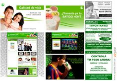 #diseño para #herbalife #distribuidorindependiente #website #folletos #logos