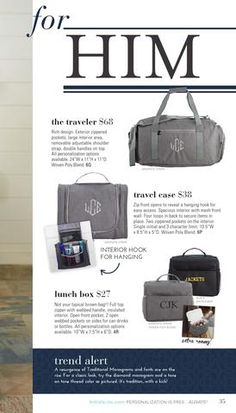 Cant wait to buy for my husband!  Initials, Inc. Fall & Winter Stylebook 2013-2014 by Initials, Inc.
