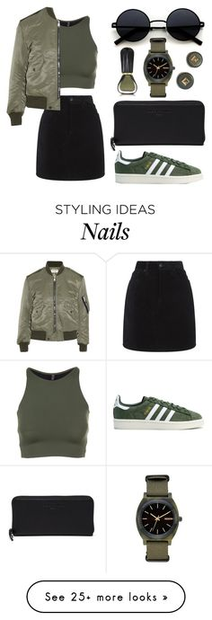 """Untitled #96"" by minalovespizza on Polyvore featuring Onzie, rag & bone, Yves Saint Laurent, adidas, Oribe, Nixon, Hermès and Liebeskind"