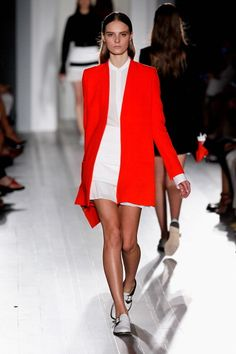Hits and Misses With Victoria Beckham's Spring Collection © Getty Images