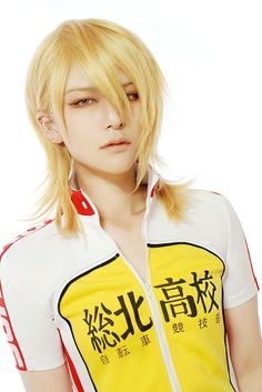 Aoyagi Hajime (by REACH @WorldCosplay) | Yowamushi Pedal #cosplay #anime