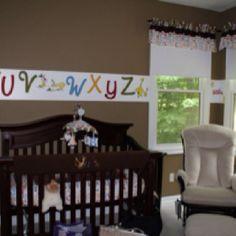 Our Dr. Seuss nursery