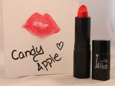 "Candy Apple Lipstick - Jill Harth ""Makeup Artist to the Stars"" Best Beauty & Skincare Products"