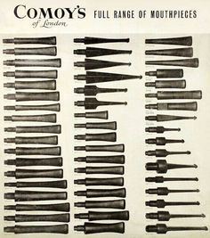old pipe shapes - Google Search