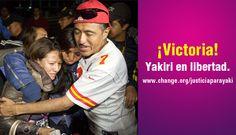 Seguiremos buscando #JusticiaparaYaki (carta del padre de Yakiri agradeciendo el apoyo de la sociedad)