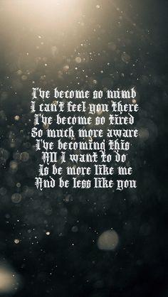 Linkin Park - Numb. SW.