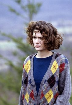 Donna Hayward, Twin Peaks ...such great style, and awesome hair! | #Twin_Peaks