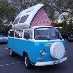 VW Campervan T2 Bay