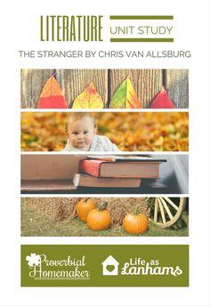 The Stranger - Literature Unit Study (Free Printable!) - Proverbial Homemaker Amy Lanham