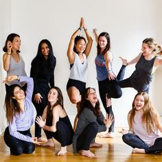 Amazing yoga teacher training at Mang'Oh Yoga Studio in New York City.