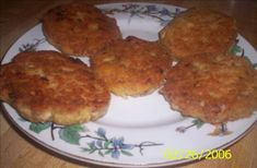 Southern Fried Salmon Patties- These are the BEST salmon patties I have ever made!!
