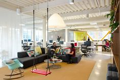 Creative Agency - MyeOffice - Workplace Design and Technology, Office Space and CoWorking