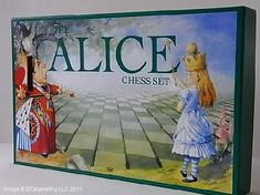 Alice In Wonderland Chess