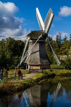 The Netherlands Open Air Museum (Dutch: Nederlands Openluchtmuseum) is a park located near Arnhem with antique houses, farms and factories from different parts of the Netherlands.