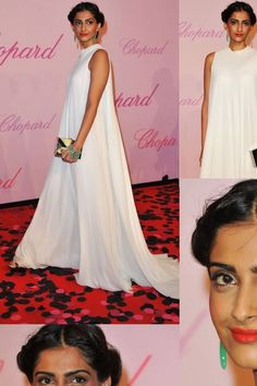 sonam kapoor. when-oh-when do i get to attend events where i get to wear gowns like this.