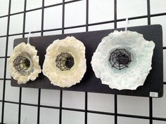 ceramics at #Toronto Outdoor #Art Exhibit via http://lifeovereasy.com/ #sculpture