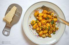 Gnocchi in Basilikum-Tomaten-Butter {Sponsored Post} | Madame Cuisine Rezept