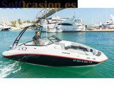 LANCHA CHALLENGER 2HP 215 CADA UNO 430CV POR 30.000€ | Barcelona